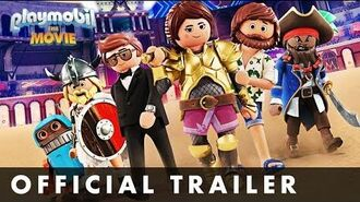PLAYMOBIL THE MOVIE - Official Trailer