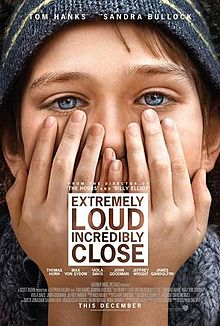 File-Extremely loud and incredibly close film poster