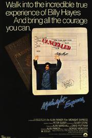 Midnight Express 1978 Poster
