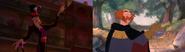 Swan Princess VS Princess and the Frog Doctor Facilier vs Rothbart