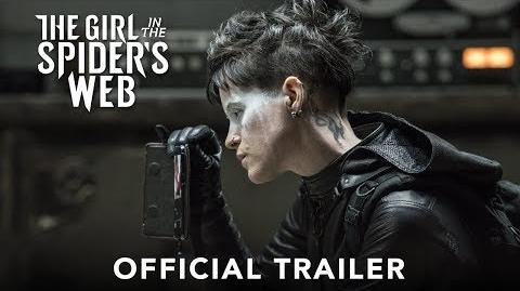 THE GIRL IN THE SPIDER'S WEB - Official Trailer (HD)-0