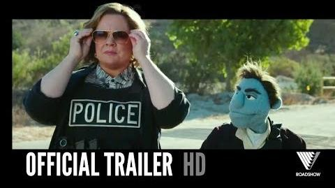 THE HAPPYTIME MURDERS Official Trailer 2018 HD