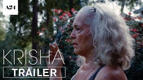 Krisha Official Trailer HD A24