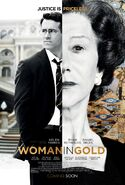 Woman in Gold 2015 Poster