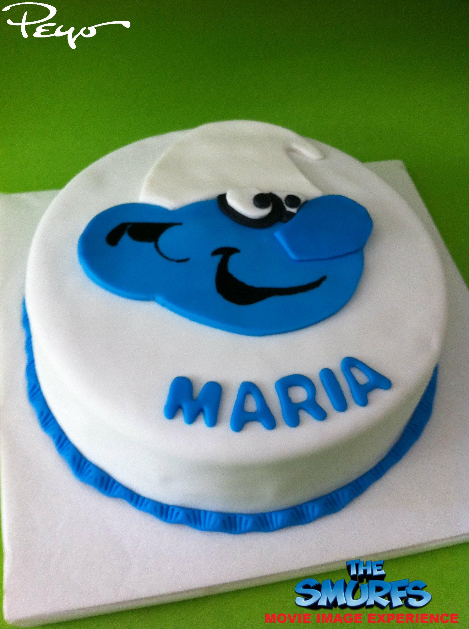 Image Clumsys Home Made Birthday Cakeg Moviepedia Fandom