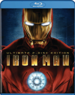 Iron Man Blu-ray Ultimate 2-Disc Edition