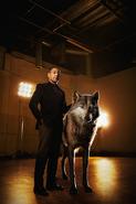 Jungle Book 2016 - Giancarlo Esposito as Akela 001