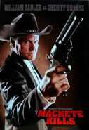 William sadler poster machete kills