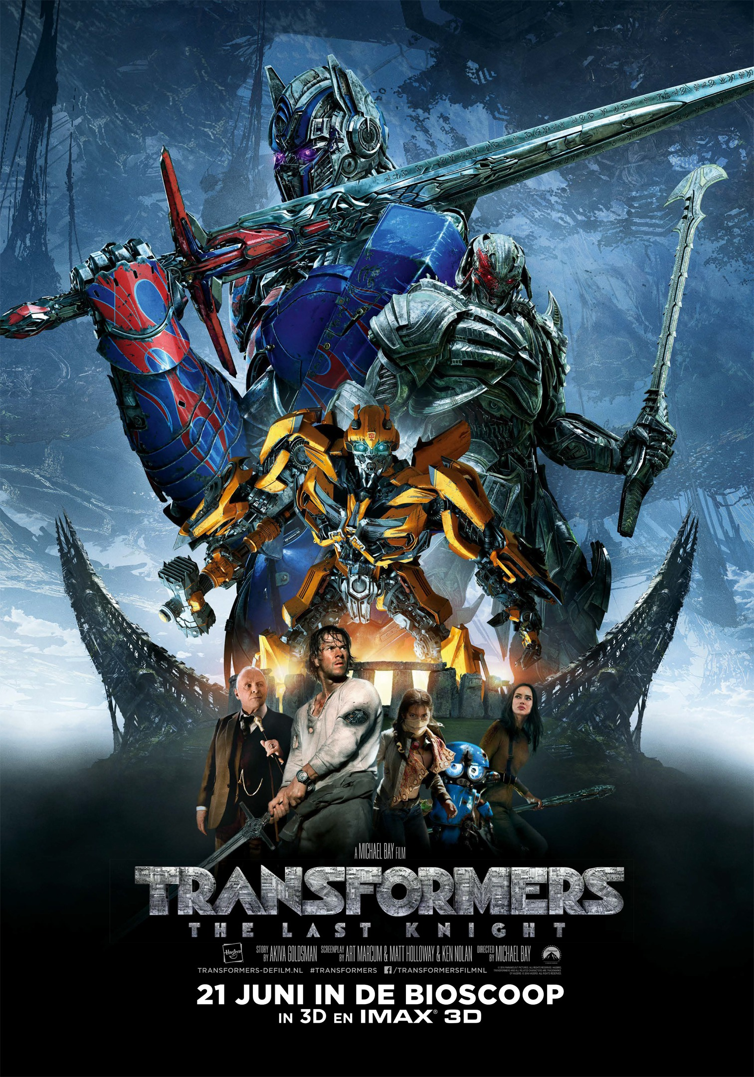 image - transformers 5 poster 6 | moviepedia | fandom powered