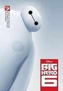 Big Hero 6 (film) poster