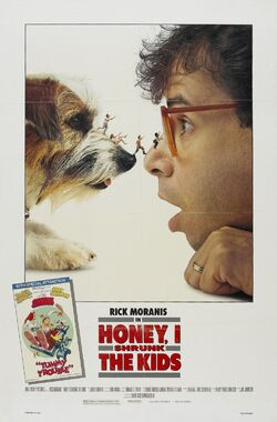 Honey i shrunk the kids xlg