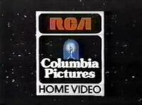 1984 RCA Columbia Pictures Home Video Logo