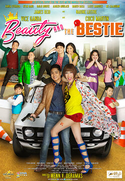 Beauty and the Bestie Official Poster