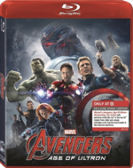 Avengers Age of Ultron Blu-ray Target Exclusive