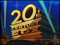 20th Century-Fox Video logo (1982)