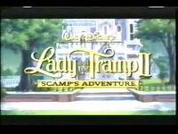 Video trailer Lady and the Tramp II Scamp's Adventure