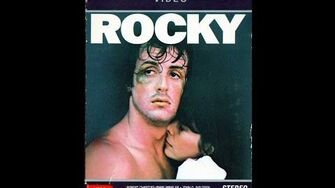 Opening to Rocky 1982 VHS True HQ