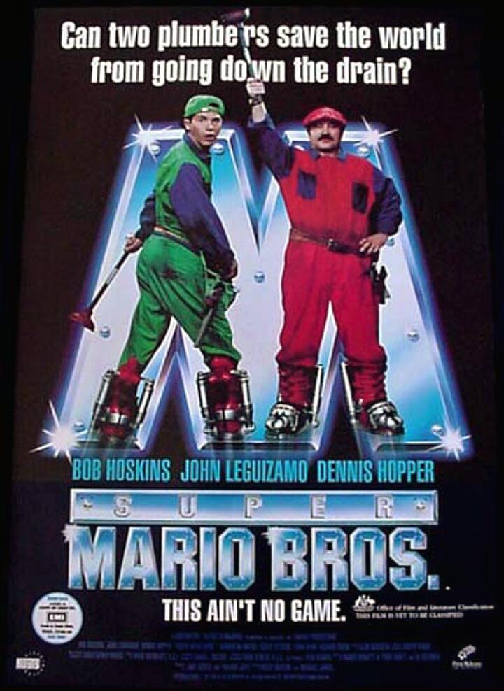 Super Mario Bros Moviepedia Fandom
