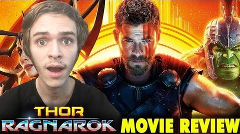 Thor Ragnarok Movie Review - Caillou Pettis