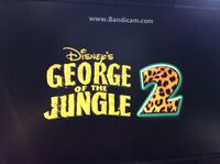 Video trailer George of the Jungle 2 2