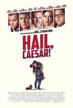Hail Caesar Teaser poster