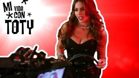 Sofía Vergara in Machete Kills- Exclusive Behind-the-Scenes- MI VIDA CON TOTY