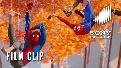 SPIDER-MAN INTO THE SPIDER-VERSE Clip - Another, Another Dimension (In Theaters December 14)
