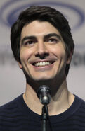 Brandon Routh by Gage Skidmore 2
