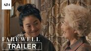 THE FAREWELL Official Trailer HD A24