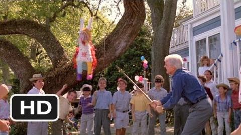Parenthood (6 12) Movie CLIP - Unbreakable Pinata & a Mouthful of Helium (1989) HD