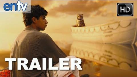 Life of Pi Official International Trailer HD Suraj Sharma and Irrfan Khan