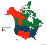 Red Dawn 1984 North America