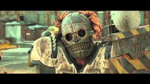 TURBO KID Official Trailer - SXSW 2015 Audience Award Winner