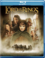 Fellowship of the Ring 2 Blu-ray