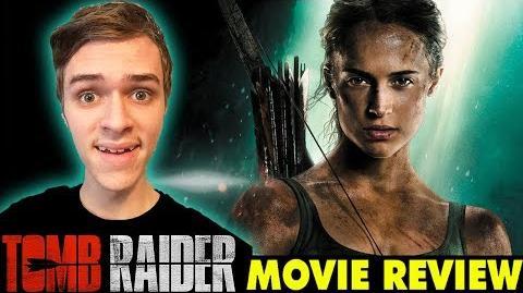 Tomb Raider - Movie Review