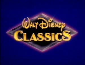 Walt Disney Classics 1989 Logo