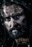 Hobbit battle five armies character poster 5