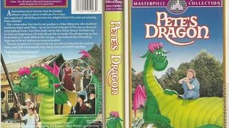 Opening to Pete's Dragon 1997 VHS
