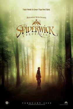 Spiderwick chronicles poster