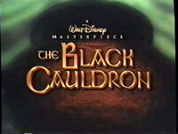 Video trailer The Black Cauldron 3