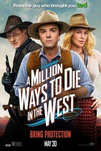 Millionwaystodiewest poster