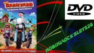 "DVD Previews from ""Barnyard Widescreen"" (2006)"