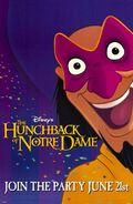 Hunchback of notre dame poster 03
