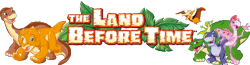 Land Before Time Wordmark