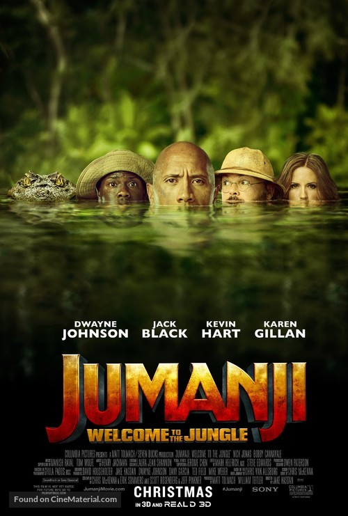 "Image result for ""Jumanji: Welcome to the Jungle"""