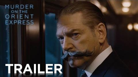Murder on the Orient Express Official Trailer 2