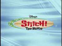 Video trailer Stitch! The Movie