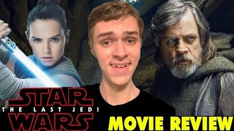 Star Wars The Last Jedi - Movie Review