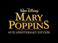 Trailer Mary Poppins 40th Anniversary Edition