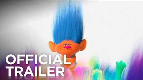 DreamWorks' TROLLS Official HD Trailer 1 2016